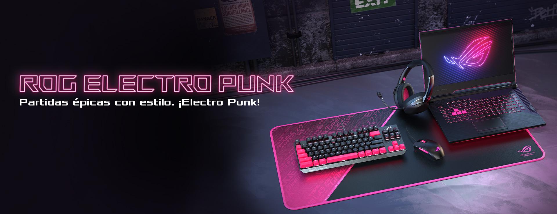 ROG Electro Punk