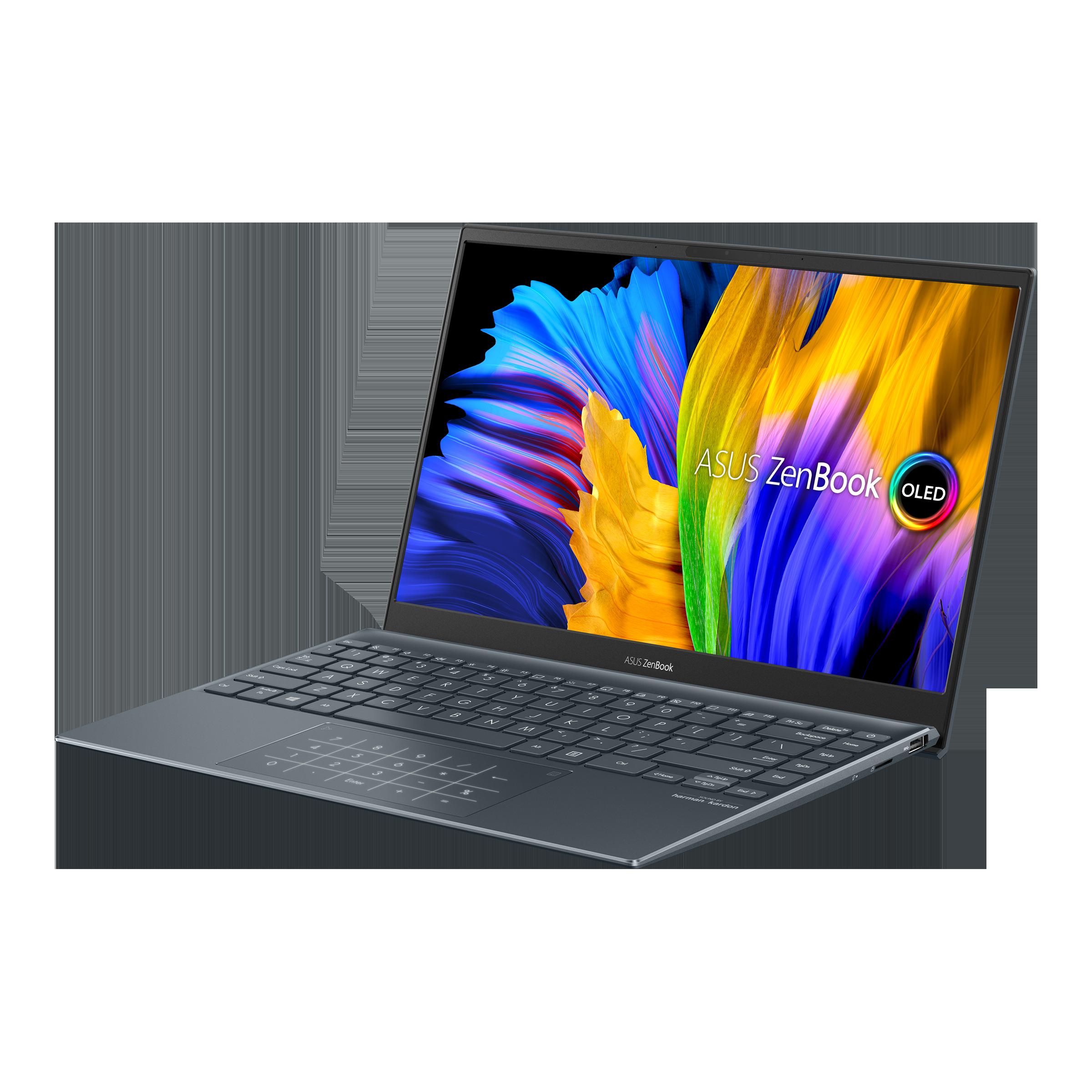 Zenbook 13 OLED (UM325) Laptops For Home ASUS Global