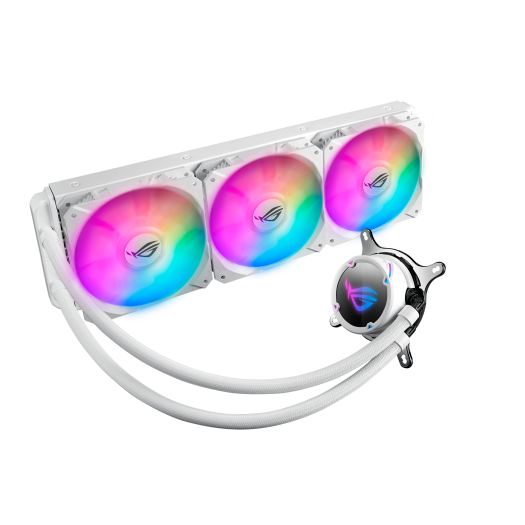 ROG Strix LC 360 RGB White Edition