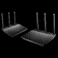 AiMesh AC1900 WiFi System (RT-AC67U 2 Pack)
