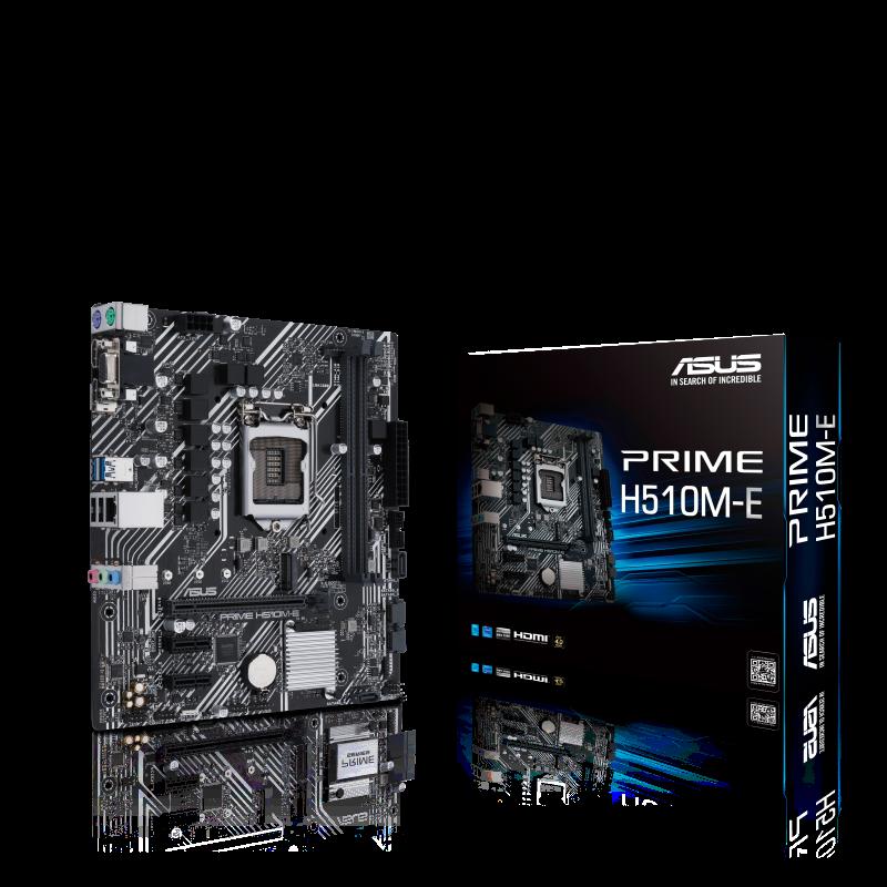 ASUS 華碩 PRIME H510M-E Micro-ATX 主機板