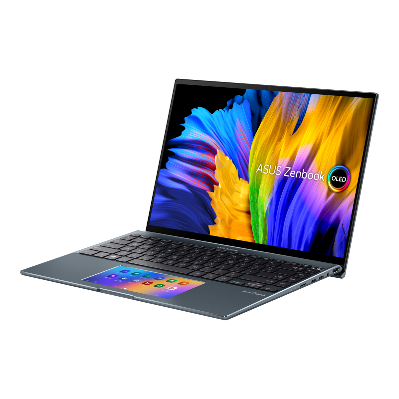 Asus Zenbook 14X packs a gorgeous Ultra HD display into a lightweight laptop