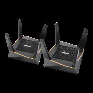AiMesh AX6100 WiFi System (RT-AX92U 2 Pack)