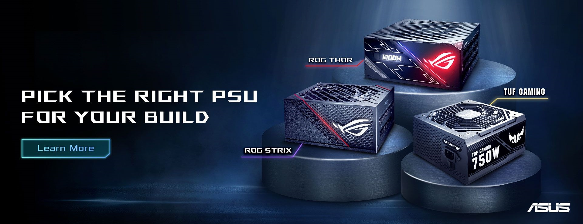 Pick the right PSU for your build