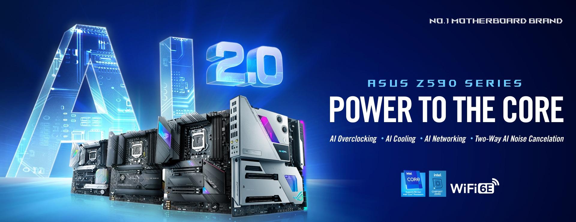 210112-0228 Z590 motherboard