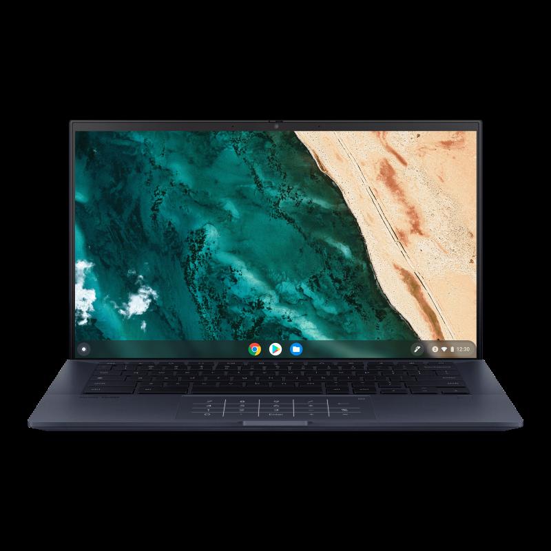ASUS Chromebook CX9 screen