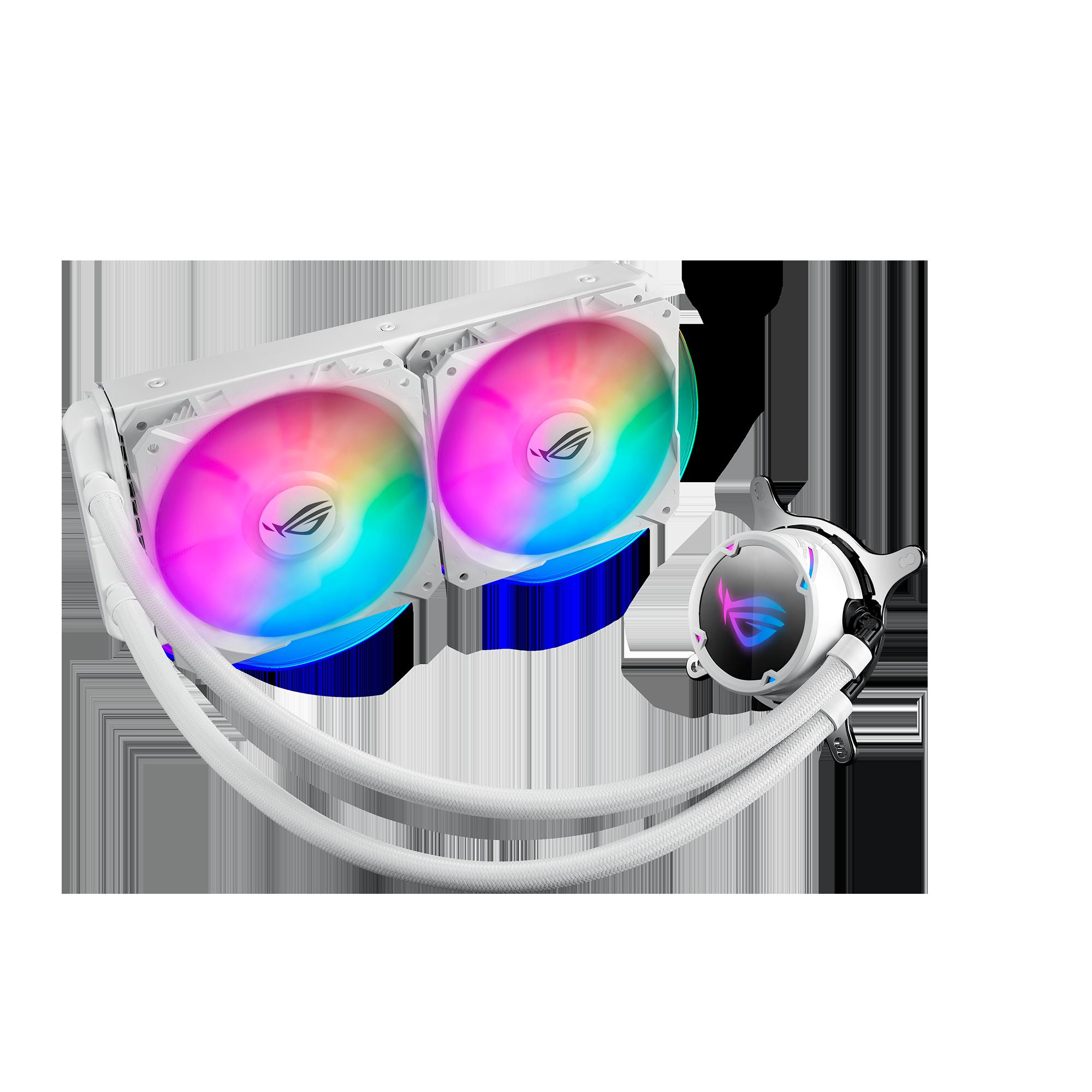 ROG Strix LC 240 RGB White Edition