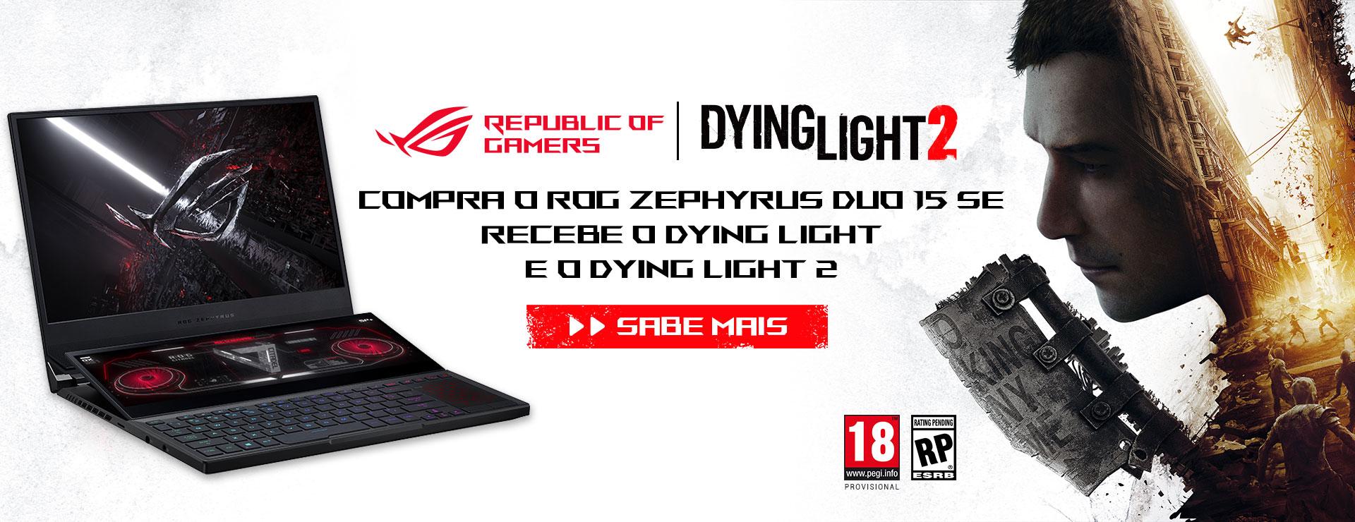ROG Dying Light 2