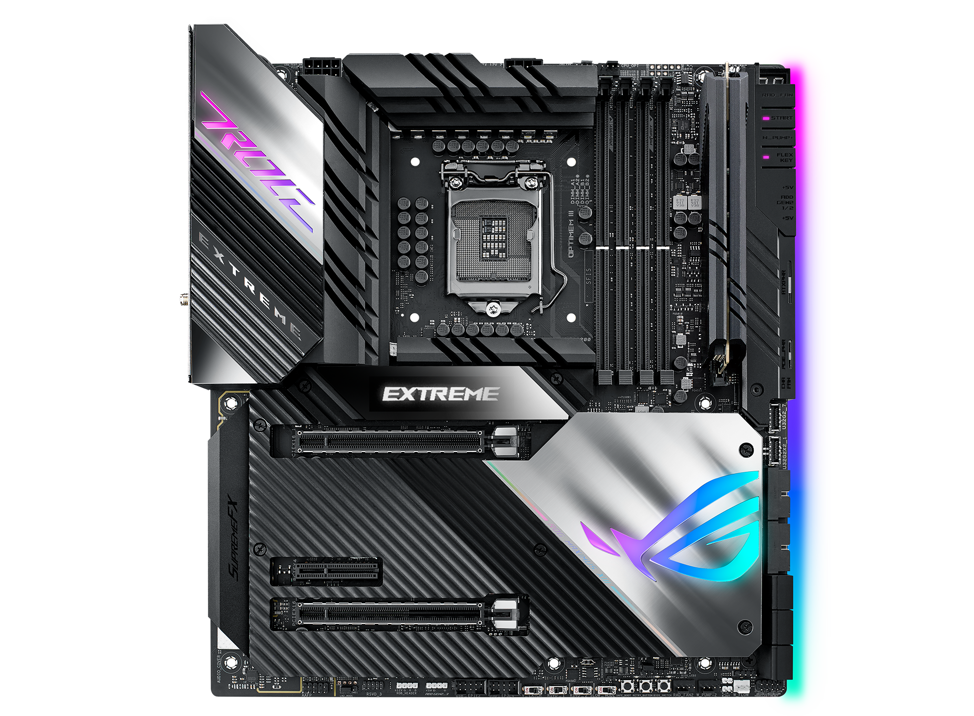 ROG MAXIMUS XIII APEX|Z590 Motherboard
