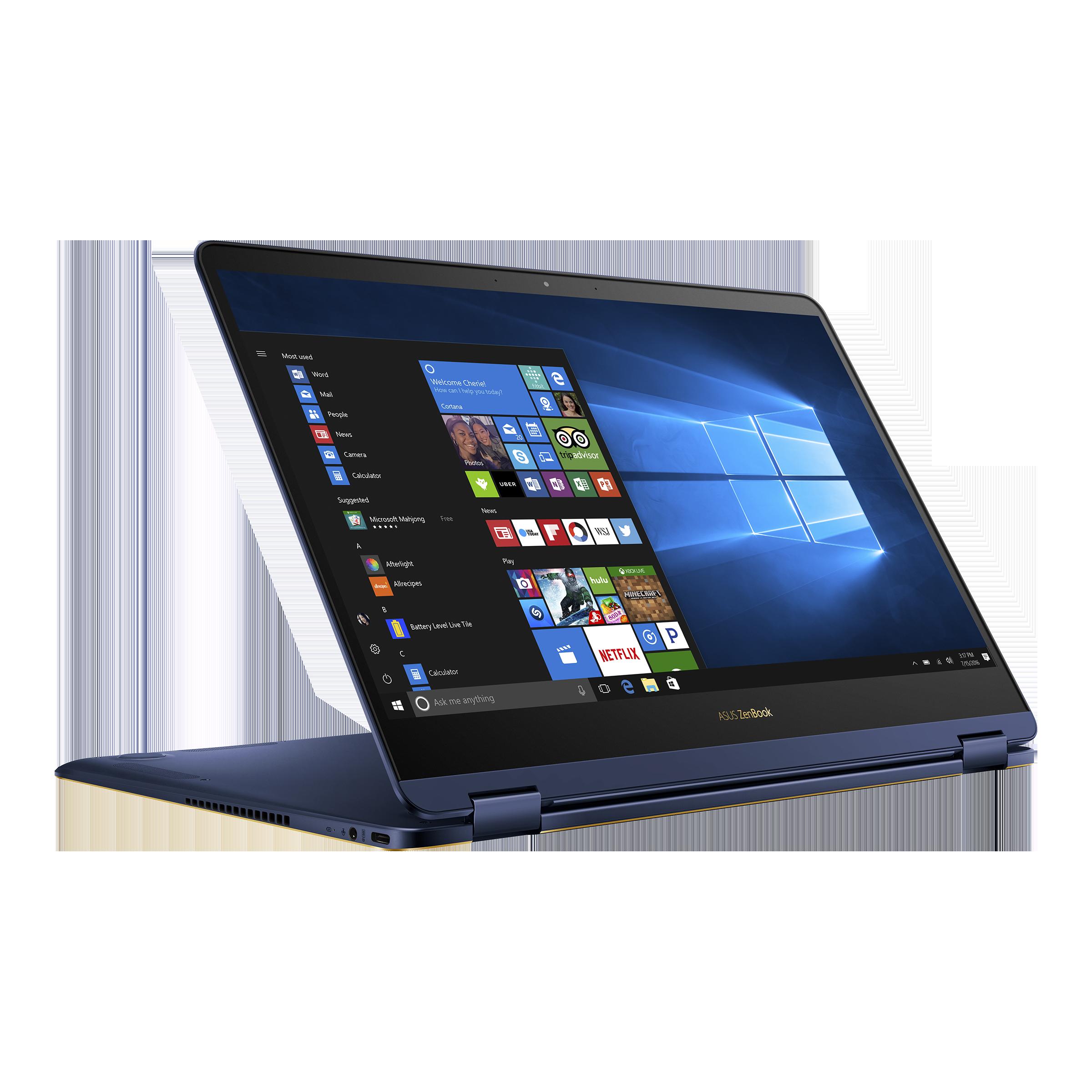 Zenbook Flip S UX370 Laptops For Home ASUS Global