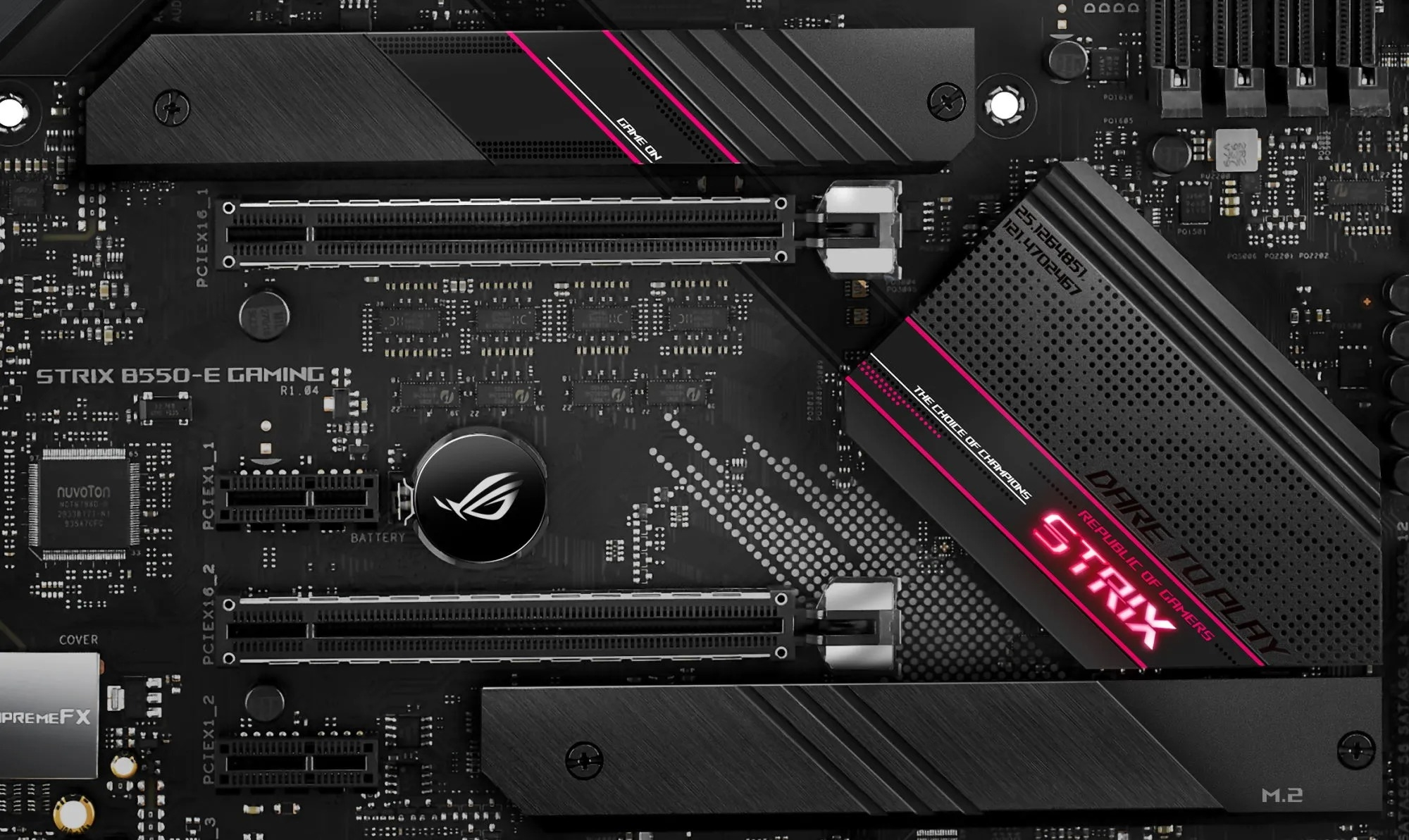 ROG Strix B550 motherboards power up mainstream AMD gaming builds with PCI Express 4.0