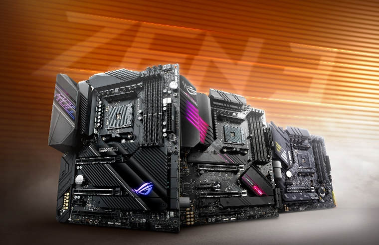 ASUS 500 and 400 Series- Dominate the Game