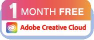 Adobe 1 month