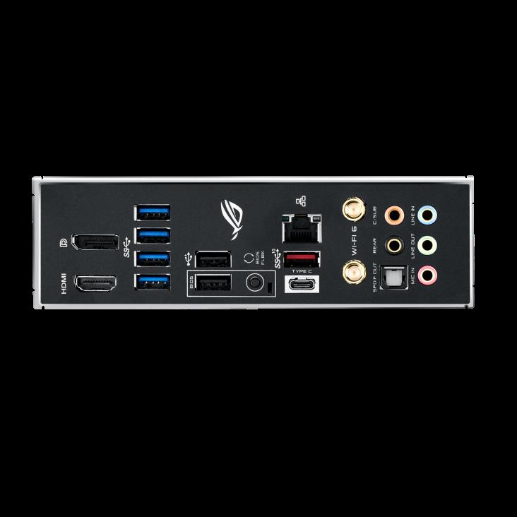 ROG STRIX Z490-G GAMING (WI-FI)