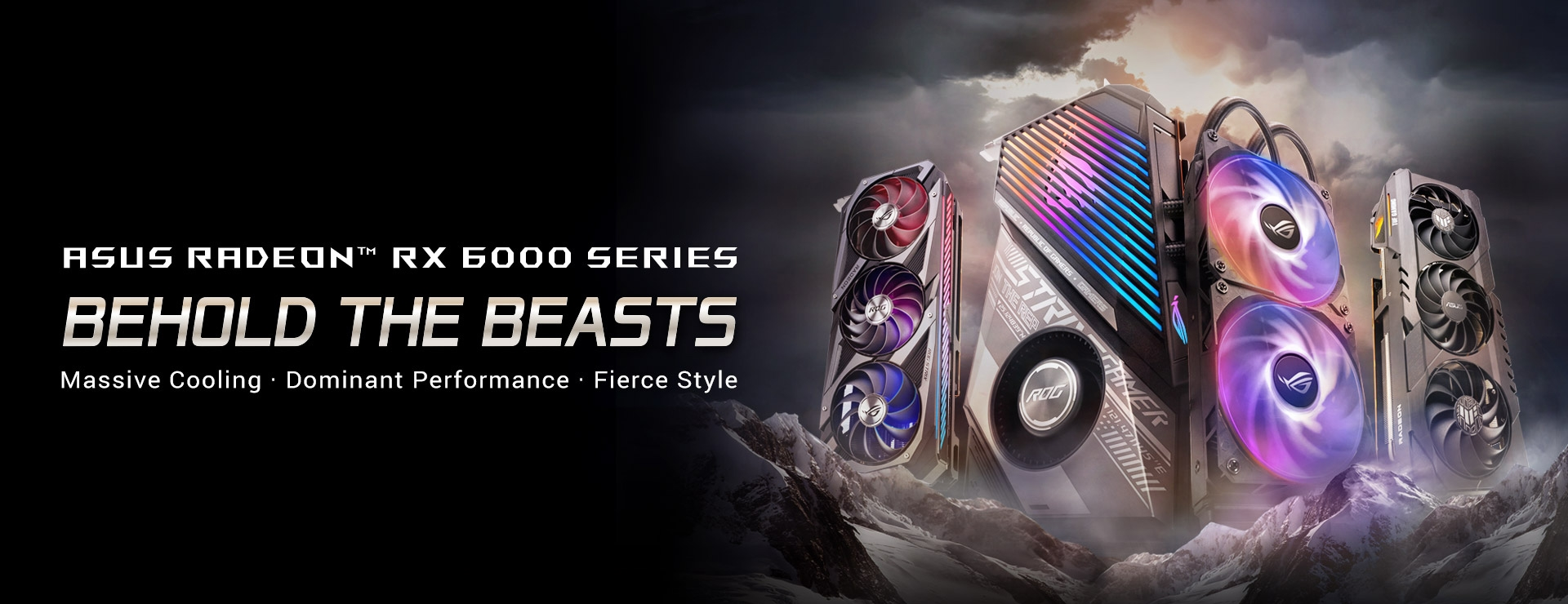 ASUS Radeon RX 6000 Series