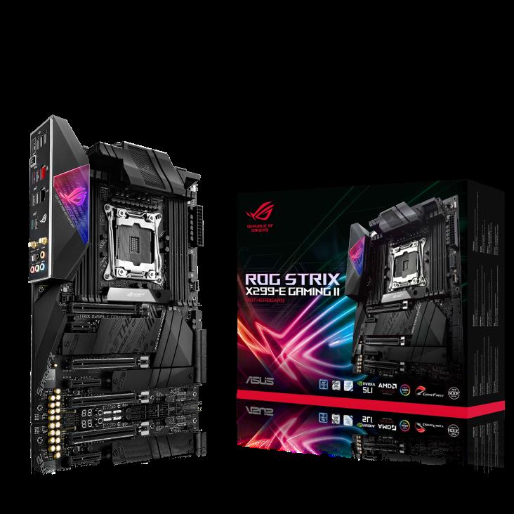 ROG Strix X299-E Gaming II