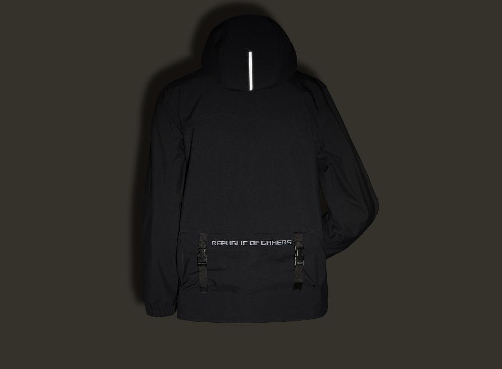 ROG Asymmetry Anorak Jacket
