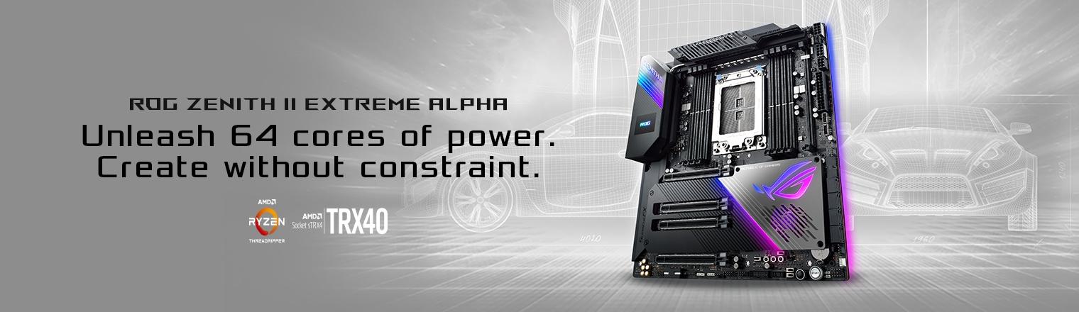 ROG Zenith II Extreme Alpha