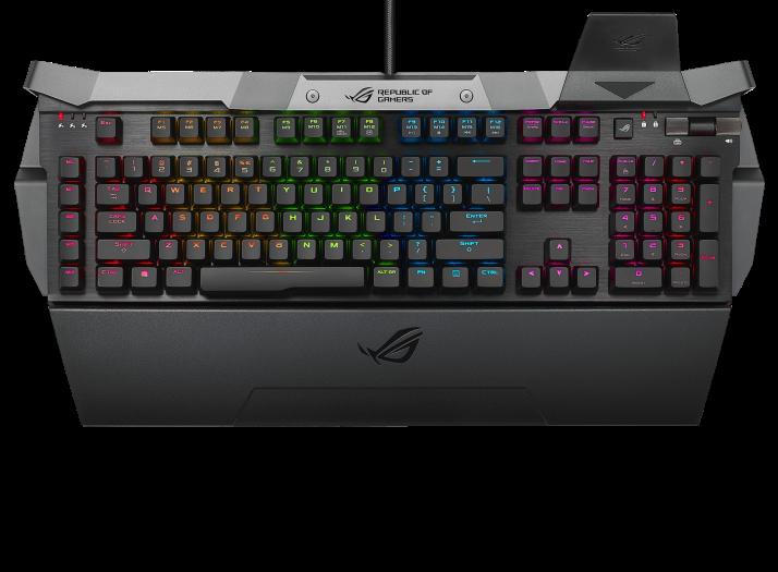ROG Horus GK2000 RGB Mechanical Gaming Keyboard