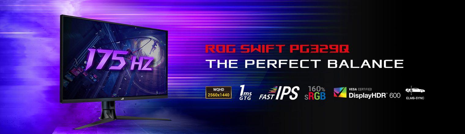 ROG Swift PG329Q