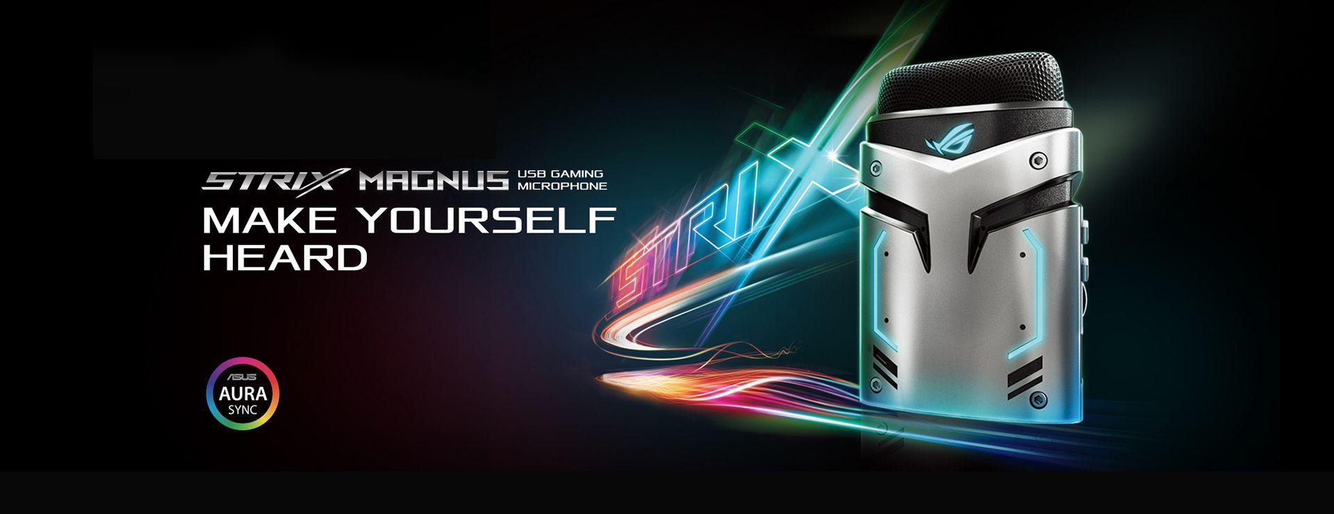 Strix Magnus USB Gaming Microphone