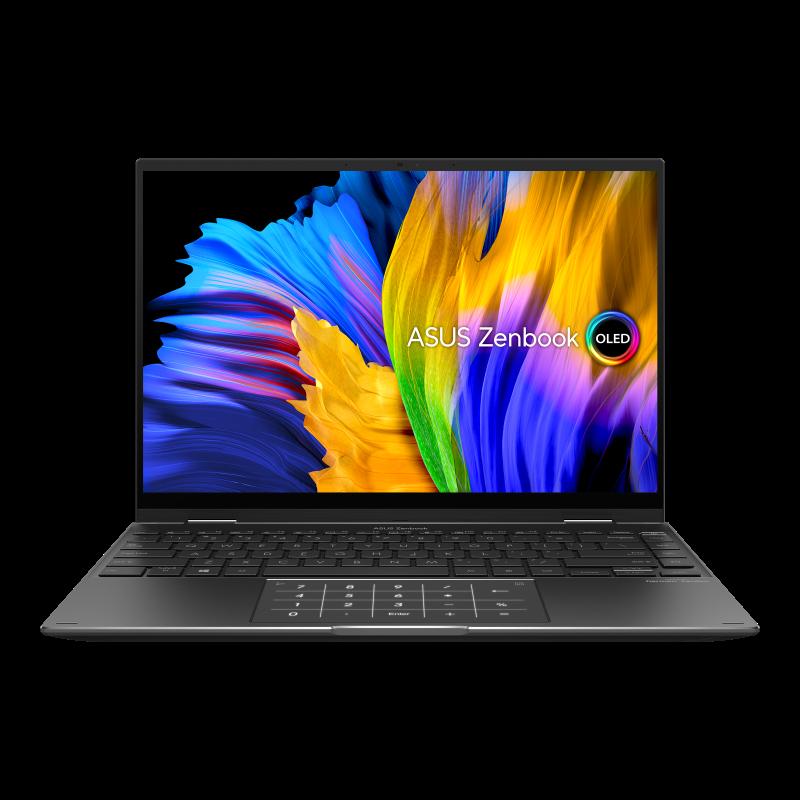 Zenbook 14 Flip OLED (UN5401, AMD Ryzen 5000 серии)