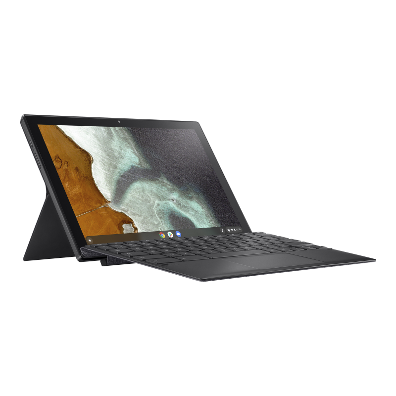 ASUS Chromebook Detachable CM3 laptop mode