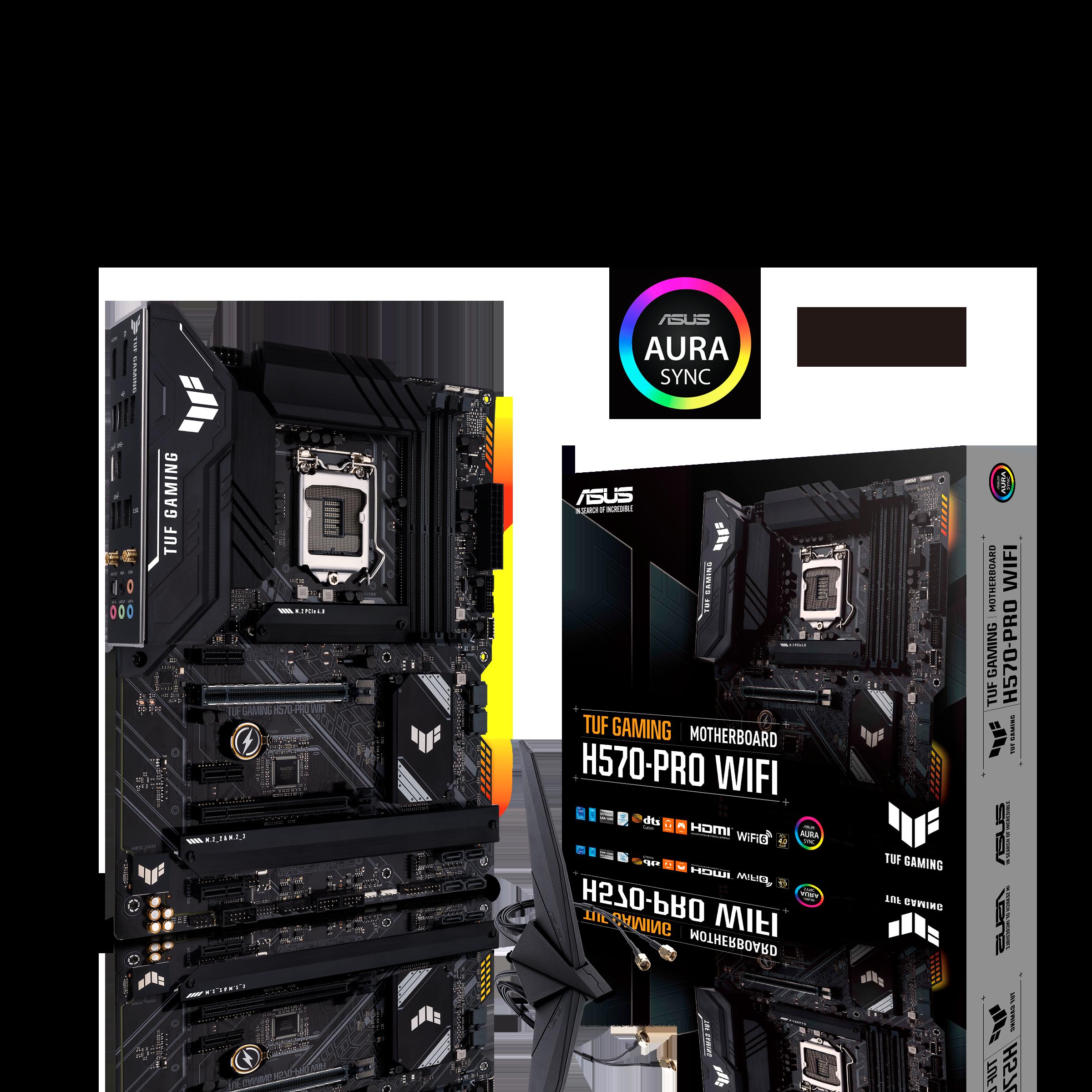 TUF GAMING H570-PRO WIFI