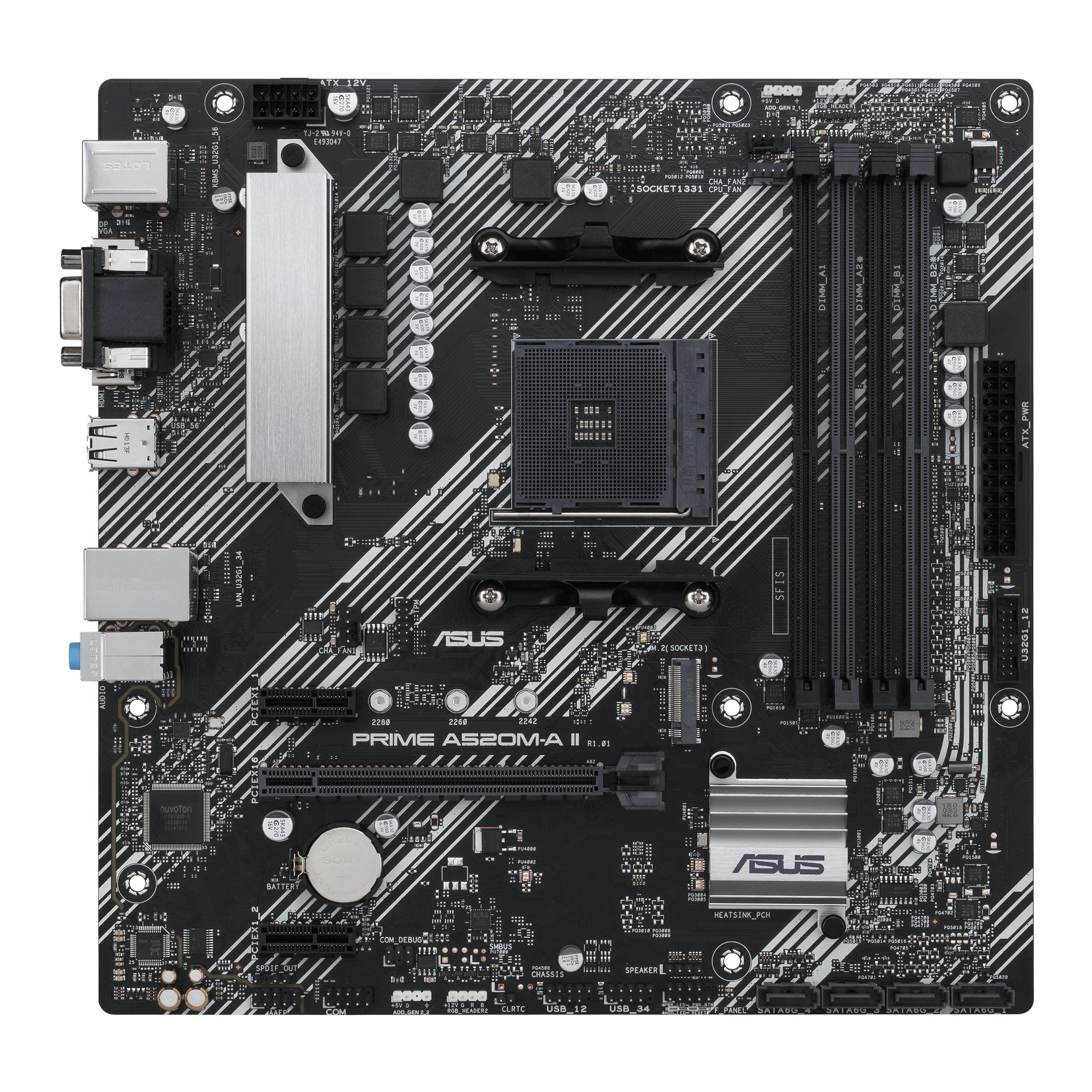 PRIME A520M-A II/CSM