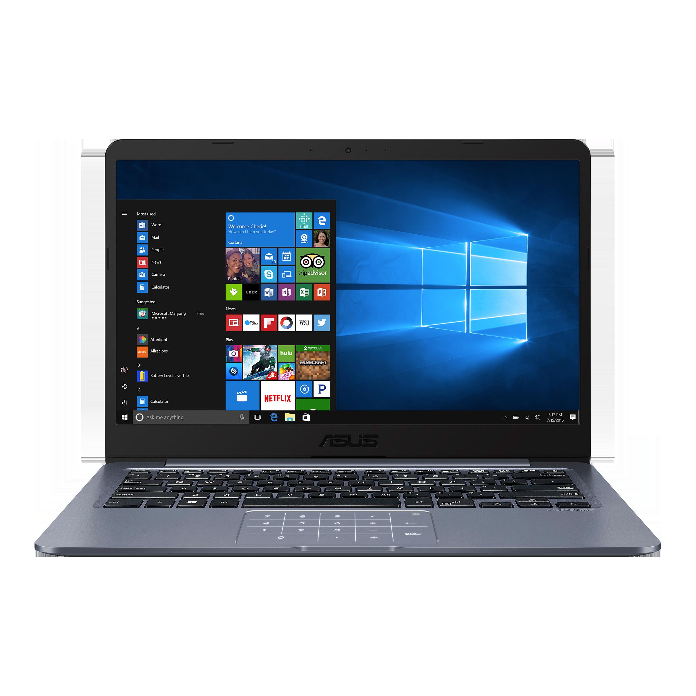 ASUS E406 laptop