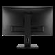 VP28UQGL moniteur 4K vue arrière