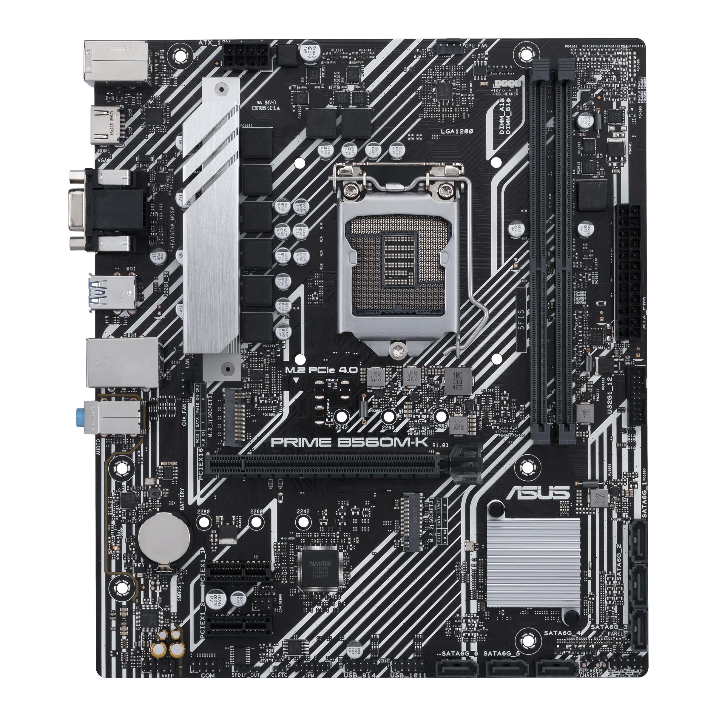 PRIME B560M-K