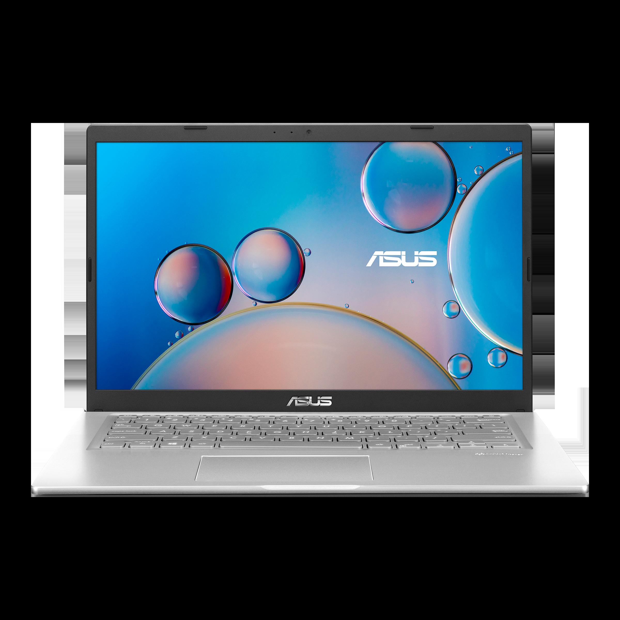 ASUS VivoBook 14 X415 laptop, silver