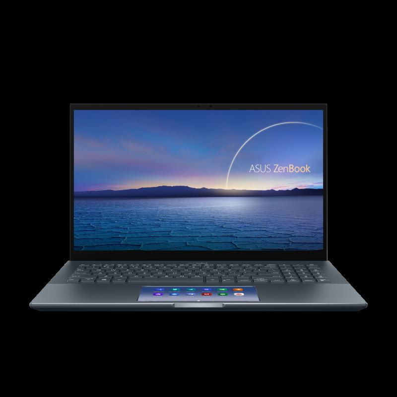 remote work laptop
